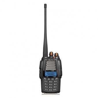Носимая двухдиапазонная рация AnyTone AT-398UV