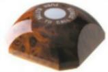 Кнопка вызова официантов LinkMan LM 800АТ (коричневая)